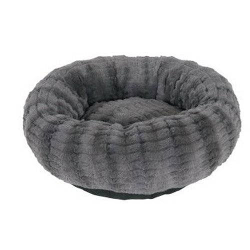 panier rond kina gris pour chien zolux auberdog. Black Bedroom Furniture Sets. Home Design Ideas