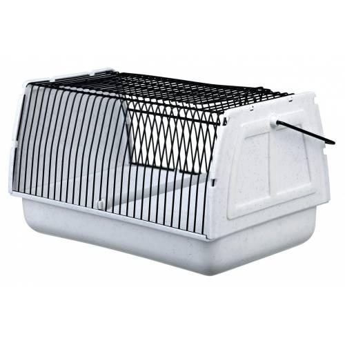 cage panier de transport friends on tour pour rongeur. Black Bedroom Furniture Sets. Home Design Ideas