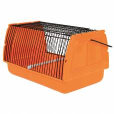 Cage panier de transport orange Friends on Tour