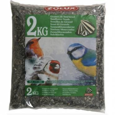 graines tournesol oiseaux du ciel pour oiseau zolux. Black Bedroom Furniture Sets. Home Design Ideas
