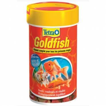 Nourriture goldfish flocons poissons rouges pour poisson for Nourriture a poisson