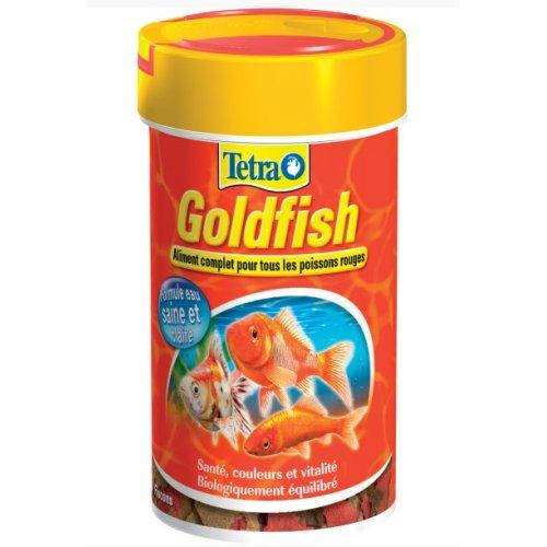 Nourriture goldfish flocons poissons rouges pour poisson for Nourriture pour poisson rouge