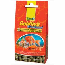 Goldfish Week-end pour poisson rouge