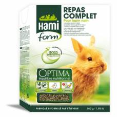 Repas complet Optima 900 g pour lapin nain