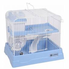 Cage Dinky bleue