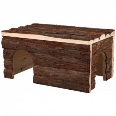 maison ole pour lapin et cochon d 39 inde pour rongeur natural living auberdog. Black Bedroom Furniture Sets. Home Design Ideas