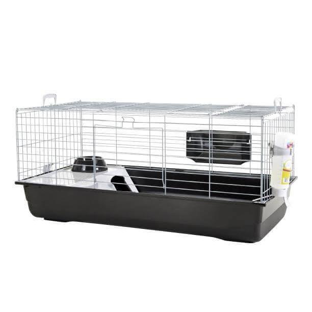 cage rongeur nero 2 de luxe noir pour rongeur savic. Black Bedroom Furniture Sets. Home Design Ideas
