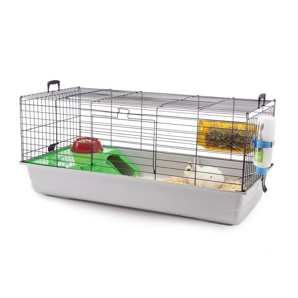 cage rongeur nero 3 de luxe gris pour rongeur savic. Black Bedroom Furniture Sets. Home Design Ideas