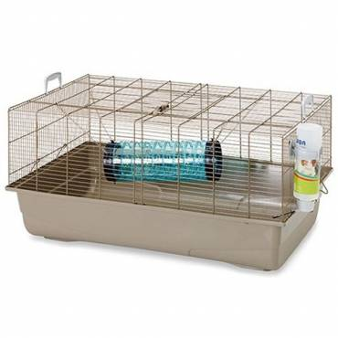 Cage Ruffy 2 gris pour rongeur - Savic