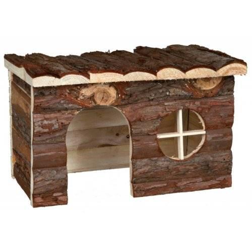 maison jerrik pour cochon d 39 inde pour rongeur natural living auberdog. Black Bedroom Furniture Sets. Home Design Ideas
