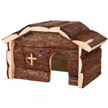maison nils pour cochon d 39 inde et lapin pour rongeur natural living auberdog. Black Bedroom Furniture Sets. Home Design Ideas