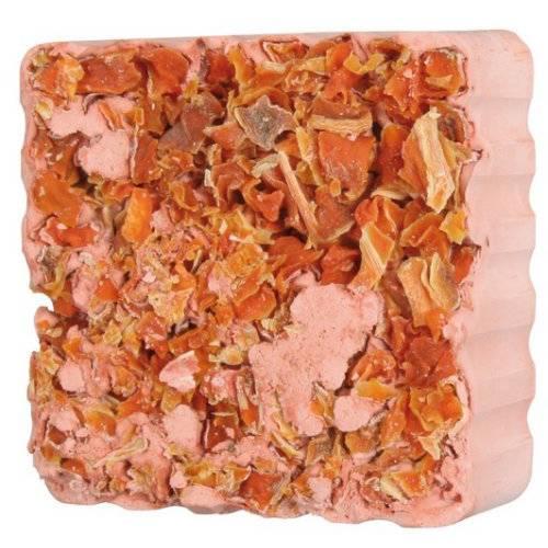 Pierre ronger cube de carottes pour rongeur trixie - Poids d un metre cube de sable ...