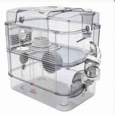 Cage Rody 3 Duo blanc