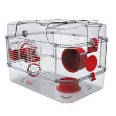 Cage Rody 3 Solo rouge grenadine