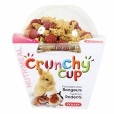 Friandises rongeur Crunchy Cup nature betterave