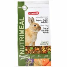 Nutrimeal pour lapin nain adulte
